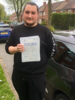 bogdan passed with 1 minor fault