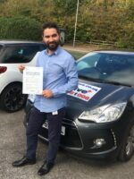 Umut Passed in Warwick 3 minors