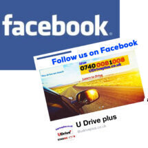 udrive plus driving school coventry- facebook follow us