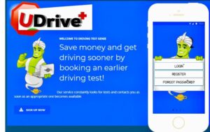 udrive plus driving school driving test cancellations