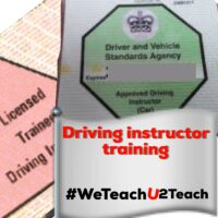 driving instructor coventry instructor training